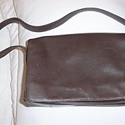 SALE Caslon Leather Shoulder Bag Purse
