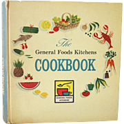 SALE The General Foods Kitchens Cookbook 1959 1st Edition 1st Printing