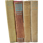 SALE 4 Doctor Dolittle Books 3 are First Editions