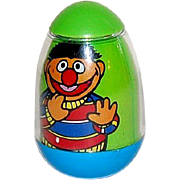 1982 Hasbro ~ Sesame Street Ernie Weeble