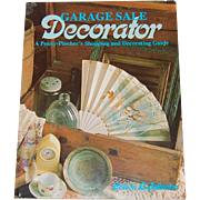 1989 Garage Sale Decorator Book