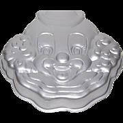 1989 Wilton ~ Smiling Clown Cake Pan