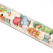 1970/80s Papercraft ~ Jumbo Roll of Christmas Wrapping Paper