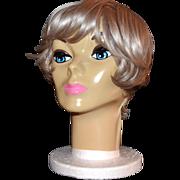 SALE 1963 Plasti-Personalities ~ Blue-Eyed Mannequin Head