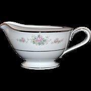 SALE Noritake Astor Rose ~ Porcelain Creamer