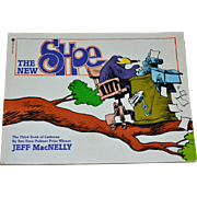 SALE 1981 The New Shoe Book by Jeff MacNelly Softcover Comic Strip Book