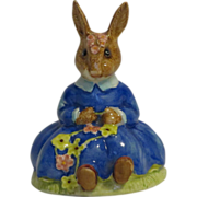 "SOLD Royal Doulton Daisie Bunnykins ""Spring Time"" DB7"