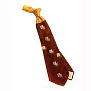 """The Imperial by Beau Geste"" 40s-50s Men's Tie FABULOUS!"