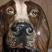 Vintage Italian Torino Dog Head