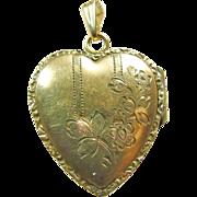 Heart Shape  Locket