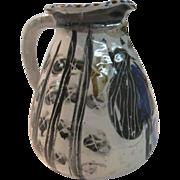 SALE Ceramic Water Pitcher