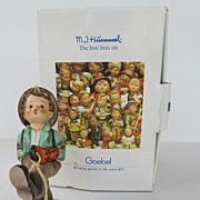 "Hummel ""Globe Trotter - Final Edition, Autographed - 1991"