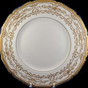 SALE Gorgeous Royal Doulton Gold Encrusted Service Plate