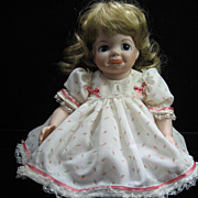 Bisque Baby Doll