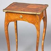 Transitional Salon Table