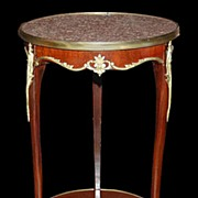 Petite French Table