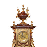 French Marble Clock