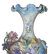 Italian Floral Vase