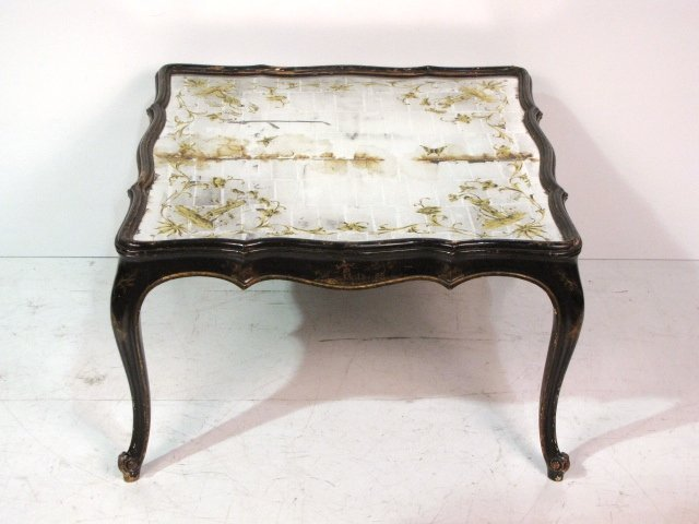 Early 20th Century Decorative Low Table