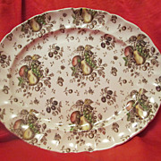 Johnson Brothers Vintage Autumn Delight Medium Platter