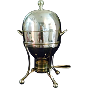 SALE Maple & Co., London Egg Warmer 1841-1891  Silver Plate