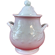 Ironstone Covered Sugar Washington Shape  by J. Meir made in 1863