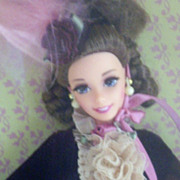 SOLD Great Eras - Victorian-Style Barbie (Never Removed from Box & Mint)