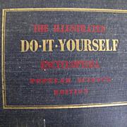Do It Yourself Encyclopedia..Popular Mechanics Edition..1955 & 1956..11 Volumes