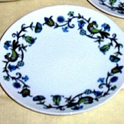 "Noritake Pastoral Pattern China Bread And Butter Plate [6 3/8""] Cook 'N Serve"