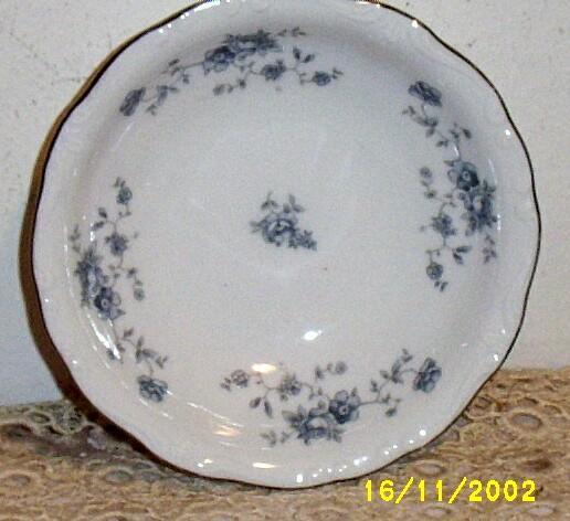 Johann Haviland Blue Garland Fruit/Dessert Bowls [6-Pieces]
