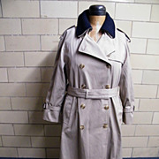 SALE AMERICAN AIRLINES Women's All Weather Trench Coat..Zip-Out Lining..Thinsulate