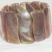 Vintage..Metal Expansion Bracelet...3 Bracelets Available