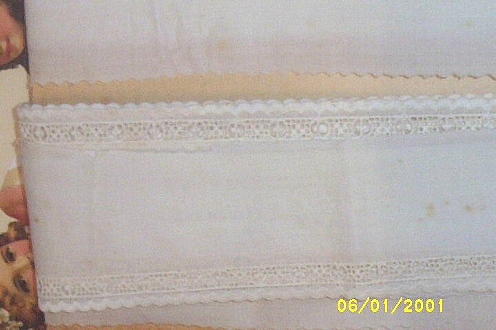 "Very Vintage...Swiss Made Needlelace Trim Edging..2"" Wide..28 Yard Lot"