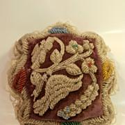 Native American Beaded Pin Cushion...