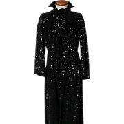 SOLD 1940's Custom Made Opera Coat...