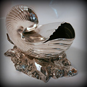 19th Century Silverplate Spoon Warmer....