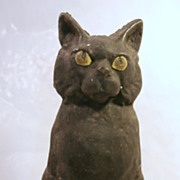 Cast Iron Cat Doorstop...