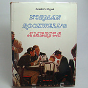 Norman Rockwell's America, by Christopher Finch, Readers Digest Edition 1976.