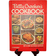 SALE Betty Crocker's Cookbook New and Revised Edition Microwave Recipes 1969, 1978, 1982