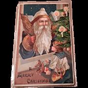 SALE PENDING 12 Early 1900's Christmas Postcards