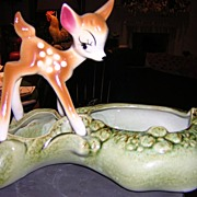 Bambi Disney Planter