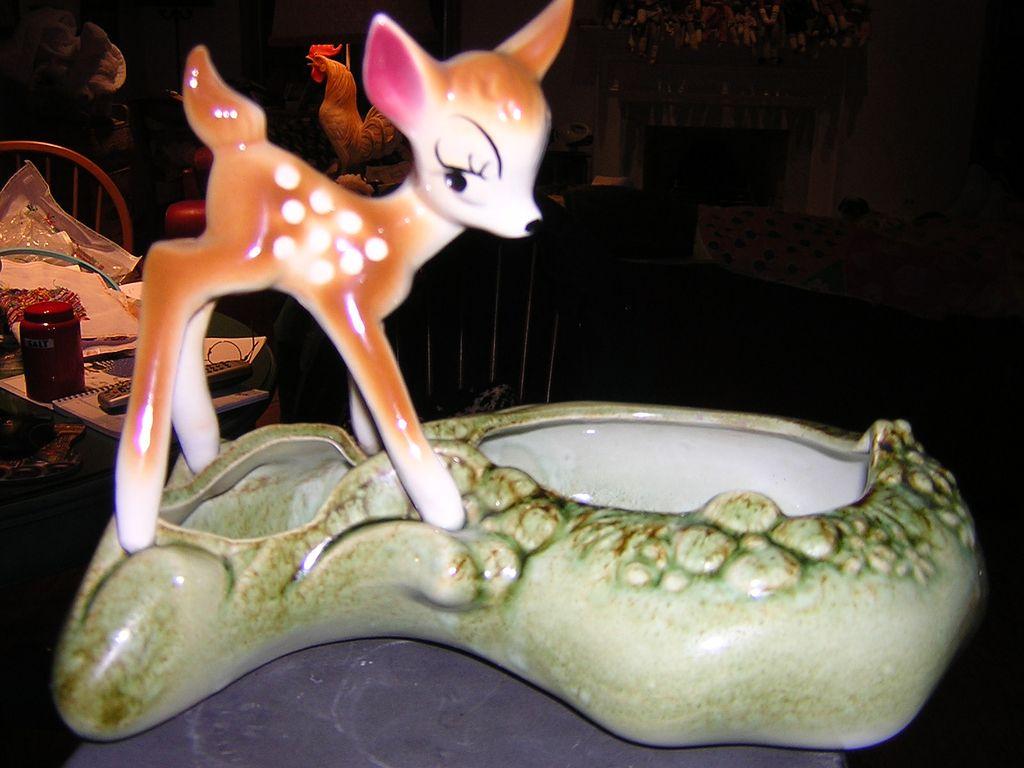 Bambi Disney Planter