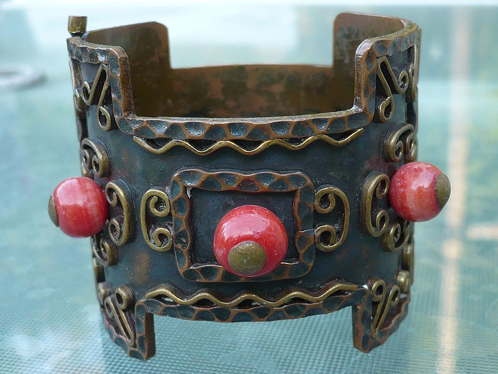 Maya Cuff Bracelet