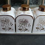 Irice Vanity Bottle Set