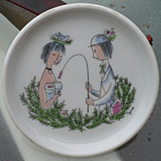 Rosenthal  Round Dish