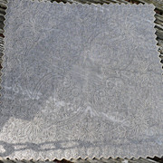 Chinese Embroidery Wedding Handkerchief