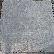 Chinese Embroidered Wedding Handkerchief