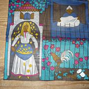 Stoffels Fairy Tale Handkerchief