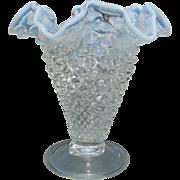 Hobnail Opalescent Vase