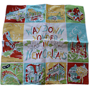 SOLD New Orleans Handkerchief